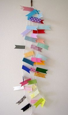 Pretty Party Bunting
