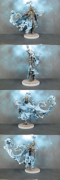 Storm Knight painted by Danit