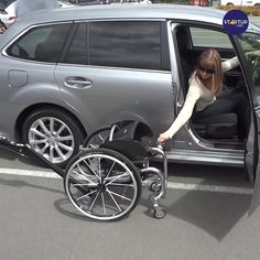 New Technology Gadgets, Car Gadgets, Futuristic Technology, Home Gadgets, Cool Technology, Wheelchair Accessories, Wow Video, Cool Gadgets To Buy, Cool Inventions