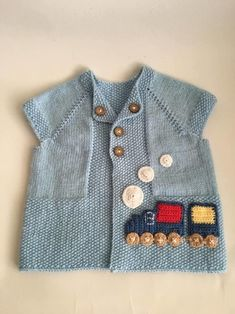 Very Trendy Trend Automobile Knit Vest Mannequin With Illustrated Expression Knitwear for a very long time has lengthy been trendy. Baby Knitting Patterns, Knitting For Kids, Pullover Design, Sweater Design, Boy Fashion, Fashion Models, Pull Bebe, Moda Emo, Baby Pullover