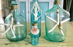 You might want to drop by the Dollar Store for glass jars when you see these gorgeous ideas for your home!