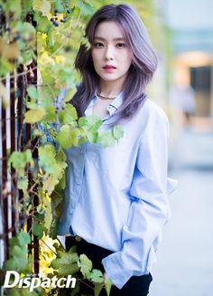 When you care for your hair your whole life changes. Good hair tells other people that you are put together. Red Blonde Hair, Purple Hair, Seulgi, Kpop Girl Groups, Kpop Girls, Korean Girl, Asian Girl, Velvet Hair, Red Velvet Irene