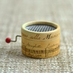 Paper hand crank music box 18 Notes music box movement DIY wedding souvenirs gifts old musical notes style-in Music Boxes from Home & Garden on Aliexpress.com | Alibaba Group