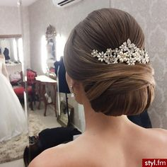 Fryzury ślubne: galeria trendów na rok 2015 - Strona 12
