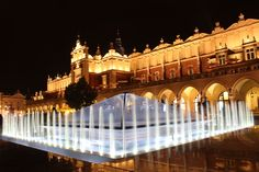 Krakow square -  beautiful city!
