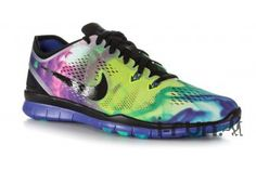 separation shoes 2b339 52b86 Nike Free 5.0 TR Fit 5 Print W