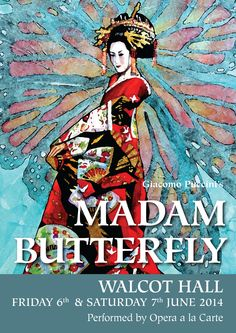 Opera Madame Butterfly | Opera Invite  ...~~as a child my uncle introduced me to opera and Madame Butterfly was my first.