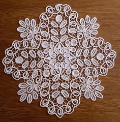 Romanian Point Lace Reminds me of grandma RIP Needle Lace, Bobbin Lace, Form Crochet, Crochet Motif, Crochet Doilies, Crochet Lace, Lace Patterns, Crochet Patterns, Crochet Vintage