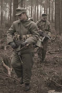 German Volksgrenadiers 1944