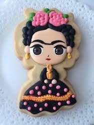 Resultado de imagen para galletas decoradas enforma de ovalo