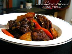 Pork Estofado | Cook n' Share - World Cuisines