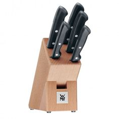Knife block Classic Line Wmf, Kitchen Sets, Knife Block, Kitchen Knives, Euro, Classic Line, Products, Bargain Shopping, Art Supplies