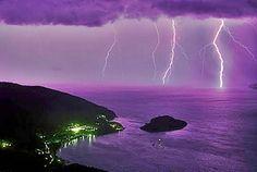 """Fenômeno da Natureza - Tempestade Sem Fim da Venezuela - """"Relámpago del Catatumbo"""""""