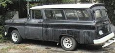 Image result for 1962 chevy carryall