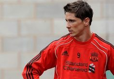 "Liverpool striker Fernando Torres has pledged his future to the club after insisting his ""commitment and loyalty is the same as it was on my first day when I signed"". Club Chelsea, Chelsea Fc, European Soccer, You'll Never Walk Alone, Arsenal Fc, Liverpool Fc, Soccer Players, Summer Girls, Premier League"