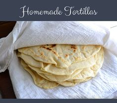 How to make Homemade Tortillas from Cosmopolitan Cornbread
