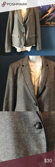 GAP - The Academy Blazer (Size 14 Tall) No Stains! In great condition. Women's Size 14, Gap Blazer :-) great for interviews, or casual dress wear. Taking offers. GAP Jackets & Coats Blazers
