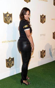 Dascha Polanco Photos - Erin Heatherton Attends the NFL Women's Style Showdown on behalf of the Northwest - Zimbio