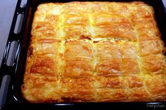 Greek Recipes, Desert Recipes, Filo Recipe, Food Network Recipes, Cooking Recipes, The Kitchen Food Network, Greek Cooking, Food Inspiration, Macaroni And Cheese