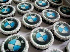 BMW Birthday theme party