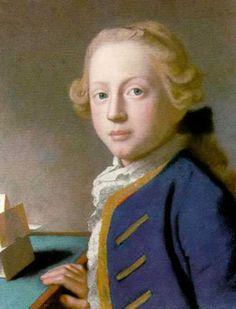 Henry Frederick, Duke of Cumberland.