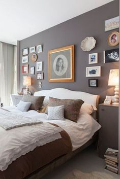 """A Master Bedroom Turned """"Colorful and Eclectic"""" Living Space - Homes Tre Bedroom 2017, Fancy Bedroom, Simple Bedroom Decor, Modern Master Bedroom, Cute Bedroom Ideas, Modern Bedrooms, Budget Bedroom, Pretty Bedroom, Shabby Chic Bedrooms"""