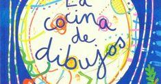 Para preparar EL TALLER DE GRAFISMO , vamos a contar con la ayuda de un libro LA COCINA DE DIBUJOS de Hervé Tullet.        Esta se... Masterchef Junior, Herve, Conte, Arts And Crafts, Teaching Reading, 3 Year Olds, Art Activities, Art Projects, Art And Craft