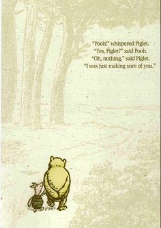 I love Winnie the Pooh cards and quotes. What are some of your favorite quotes by Winnie the Pooh? The how of Pooh? Pooh And Piglet Quotes, Winnie The Pooh Friends, Tao Of Pooh Quotes, Disneyland, Pooh Bear, Tigger, Disney Quotes, Cute Quotes, Book Quotes