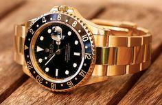 Classic Rolex Timepiece
