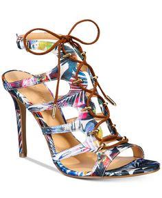 c5c801ae199 Daya by Zendaya Milo Lace-Up Sandals   Reviews - Sandals   Flip Flops -  Shoes - Macy s