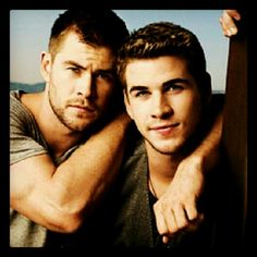 The Hemsworth Brothers...Perfection!!
