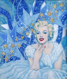 Marilyn Monroe by clipso_callipso, via Flickr