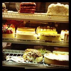 Pastry at Rocco's in The Village, NYC