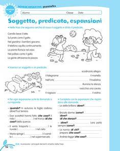 luni e tuni Italian Grammar, Italian Language, English Writing Skills, Learning Italian, Home Schooling, Problem Solving, Homeschool, Author, Books