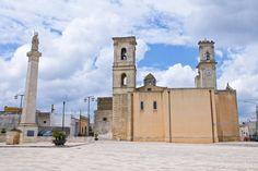 Γνωρίστε τα ελληνικά χωριά της Ιταλίας San Francisco Ferry, Notre Dame, Building, Travel, Greece, Viajes, Buildings, Destinations, Traveling