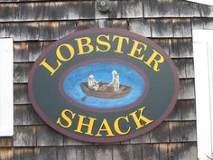 The Lobster Shack in Ogunquit, Maine  photo taken by Gail Walkowich