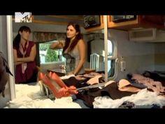 Dulce Maria - Es un drama - Making The Vídeo MTV - Parte 1