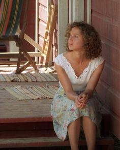 Babys White Eyelet Blouse And Floral Skirt From Dirty Dancing Hollie Platt