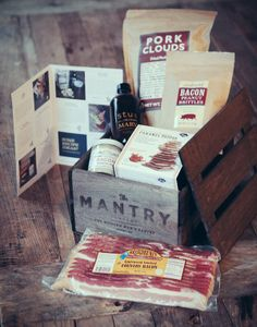 The Mantry | Food Gift Subscriptions #giftsforguys
