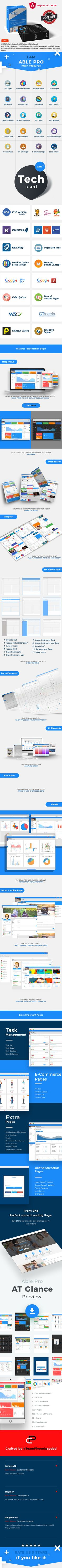 Bootstrap 4 Admin Template | Dashboard template