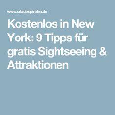 Kostenlos in New York: 9 Tipps für gratis Sightseeing & Attraktionen