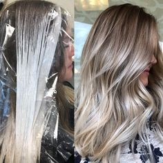 Rise and Grind! Hair Painting inspiration for Monday. Rise and Grind! Cabelo Ombre Hair, Baliage Hair, Balayage Hair Ombre, Hair Inspiration, Painting Inspiration, Hair Color Techniques, Brown Blonde Hair, Grunge Hair, Hair Painting