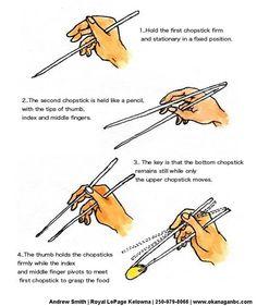 ¡Aprende a utilizar los #Chopsticks o #palillos para comer tus #noodles como todo un profesional!  www.udon.es