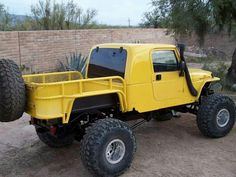 Jeep Truck. WOW!