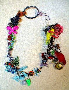 226 Best The Ugly Necklace Contest Images Beaded Jewelry Designs