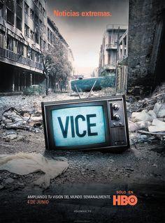 ONE: VICE la nueva serie de HBO