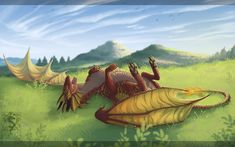 Hello Sun by Nice pose Dragon Armor, Dragon Rider, Magical Creatures, Fantasy Creatures, Fantasy World, Fantasy Art, Rpg Cyberpunk, Historia Natural, Beautiful Dragon