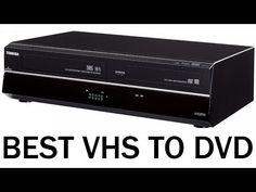 Best VHS to DVD Converter Machine - YouTube