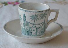 """""""Minne från Skandinaviska kaffeförädlings aktiebolagets serveringspaviljong å utställningen i Stockholm 1897"""""""