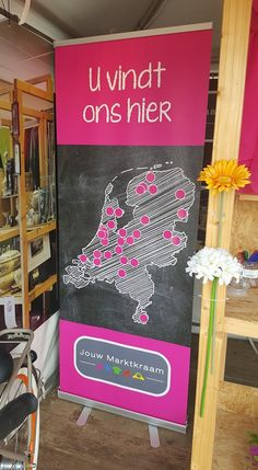 Onze stand op de Libelle zomerweek. Wist je dat Jouw Marktkraam 30 filialen heeft in heel Nederland?